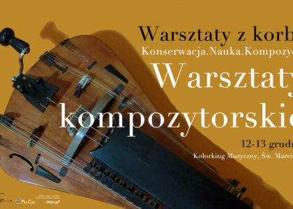Lira korbowa - warsztaty kompozytorskie