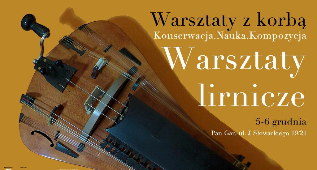 Lira korbowa - warsztaty